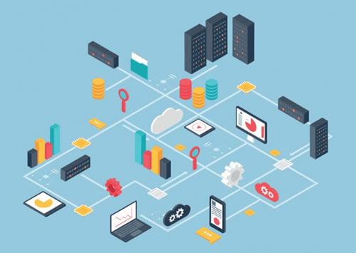El crecimiento de Internet y la función de los hosting